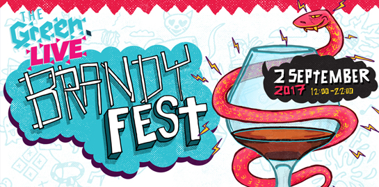 Brandy Fest ft. Jack Parow - Benoni Northerns - 2 Sept 2017