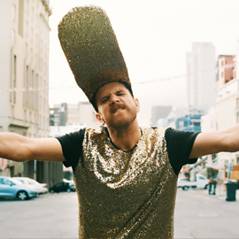Jack Parow LIVE at Brandy Fest -Benoni Northerns - 2 Sept 2017