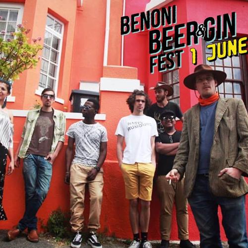 Benoni Beer & Gin Fest - Benoni Northerns - 1 June 2019