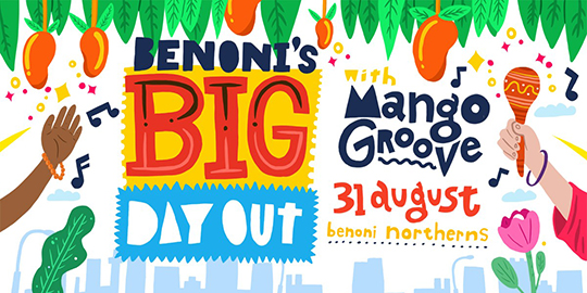 Benoni's BIG Day Out - Benoni Northerns - 31 Aug 2019