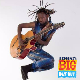 King Don LIVE at: Benoni's BIG Day Out - Benoni Northerns - 31 Aug 2019