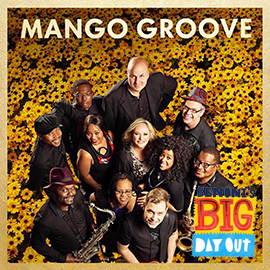 MANGO GROOVE Live at Benoni's BIG Day Out - Benoni Northerns - 31 Aug 2019