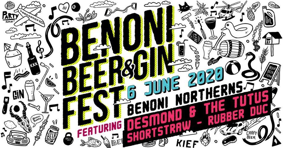 Benoni's BIG Day Out - Benoni Northerns - 31 Aug 2019